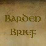 Bardenbrief im Juni 2016